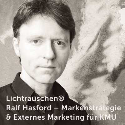 externes Marketing - Marken Strategie Ralf Hasford