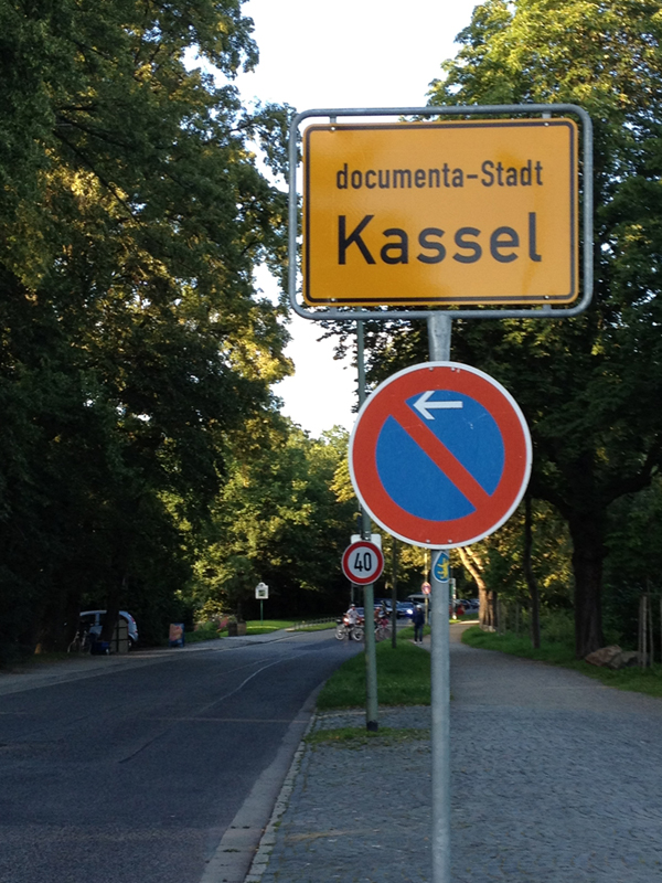 dOCUMENTA 2012 - Lichtrauschen besuchte die documenta Stadt sowie die Ausstellungen der 13. Kunstausstellung in Kassel.