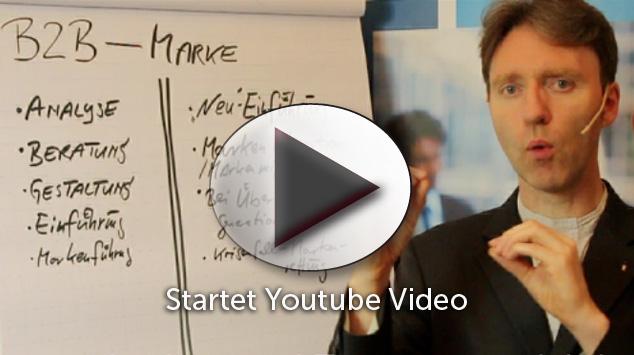 Ralf Hasford zeigt im Video sein Arbeiten an B2B Marken und Unternehmens-Kommunikation für KMU.