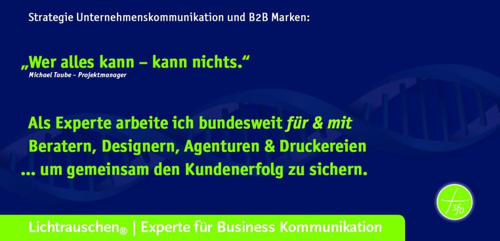 Ralf Hasford, Experte, Unternehmenskommunikation, bundesweit, Business DNA