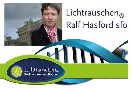 Lichtrauschen® | Ralf Hasford sfo