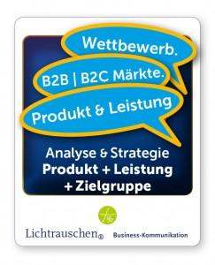 Lichtrauschen Marke im Mittelstand – Markenstrategie und Markenkommunikation