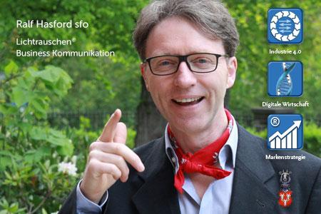 Moderator | Sprecher – Marke, Industrie 4.0 im Mittelstand